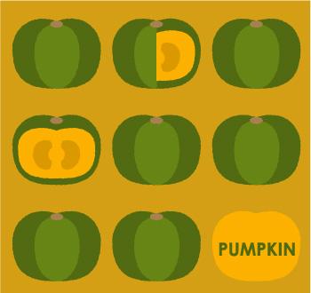 かぼちゃさん